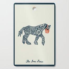 Iron Horse Cutting Board