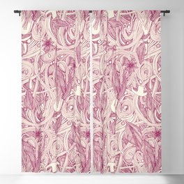 PHO BERRY Blackout Curtain
