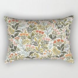 Month of May ~ white Rectangular Pillow