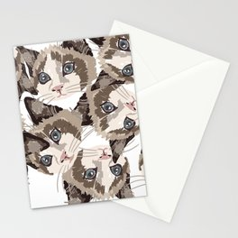 Maisy's Cat Lady Stationery Cards