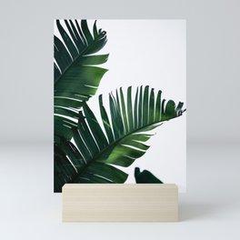 Palm Leaves 16 Mini Art Print