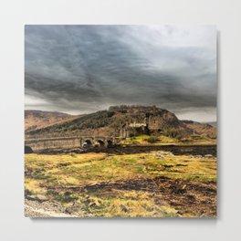 Return to Eilean Donan Castle, Scotland Metal Print