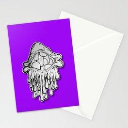 Drippy Teeth Eye! Stationery Cards