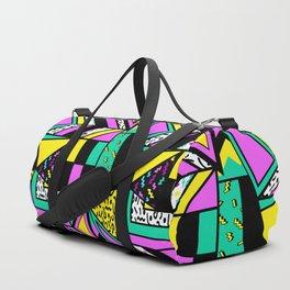 crazy 80s Duffle Bag