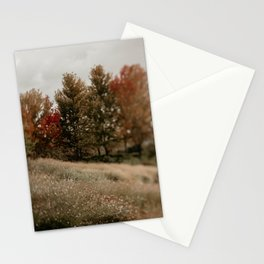 Her Autumn Meadow Stationery Cards