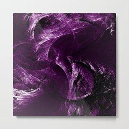fractal world 009z18a1 Metal Print