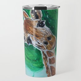Billy The Giraffe Travel Mug