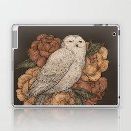 Snowy Owl Laptop & iPad Skin