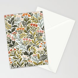 Month of May ~ white Stationery Cards