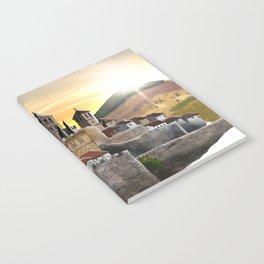 Cogolludo Sunrise Notebook