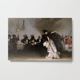 John Singer Sargent - El Jaleo Metal Print