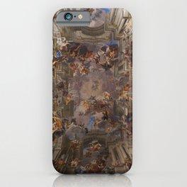 Sant'Ignazio Church, Rome iPhone Case