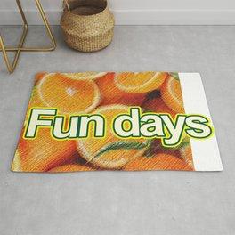 Fun days Rug