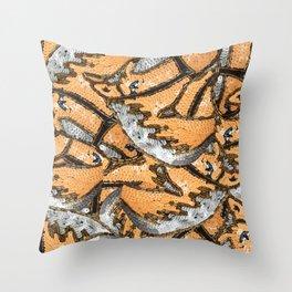 Sequin Horse Toss Throw Pillow