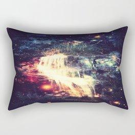 Enchanted Waterfall .. Rectangular Pillow