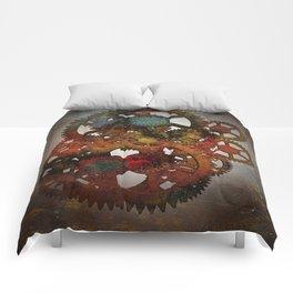 Industrial Rust Comforters