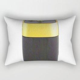 Battery 6-volt Lantern Spring Terminals Four F Cells Rectangular Pillow