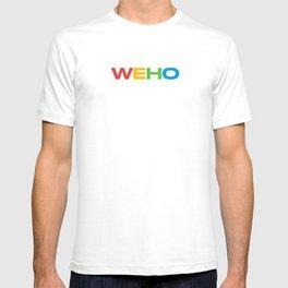WEHO T-shirt