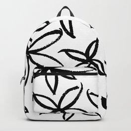 Big Floral Backpack