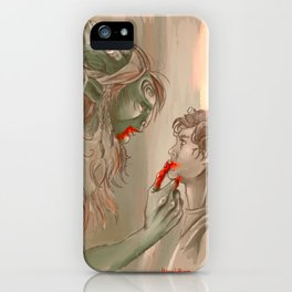 El laberinto del Hannibal iPhone Case