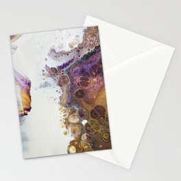 Fields of mars Stationery Cards