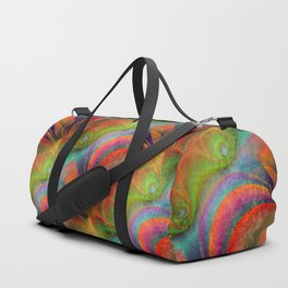 abstraction -02- Duffle Bag