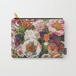 Tin Can Studios Floral 1 Carry-All Pouch
