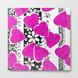 Holiday decor, holiday, Valentine's Day Metal Print