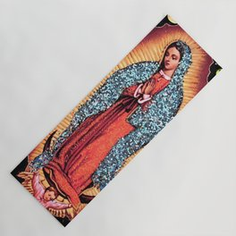 Our Lady  Yoga Mat