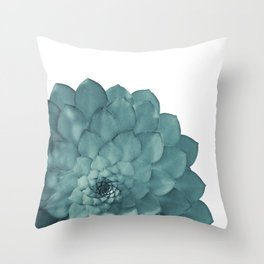 Succulent Summer Dream #1 #minimal #decor #art #society6 Throw Pillow