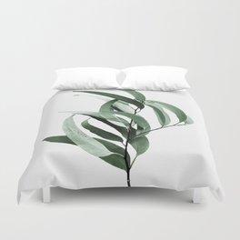 Eucalyptus - Australian gum tree Duvet Cover