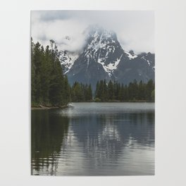 Grand Teton National Park III - Wanderlust Adventure Poster