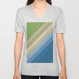 Rainbow of colors 2 Unisex V-Neck