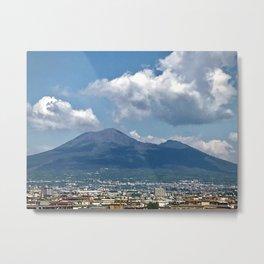 Vesuvius Metal Print