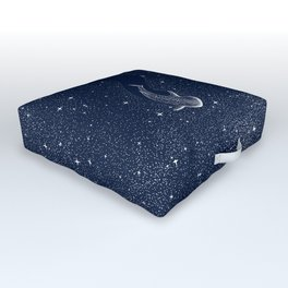 Star Eater Outdoor Floor Cushion