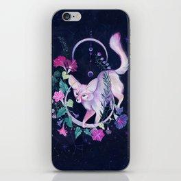 Cosmic Fox iPhone Skin