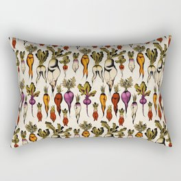 Don't forget your roots Rectangular Pillow