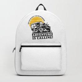 Off road adventure Backpack