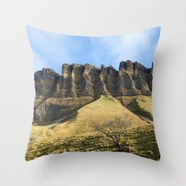 Benbulben Throw Pillow