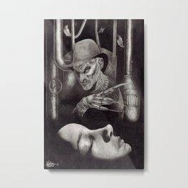 Man of my Dreams Metal Print
