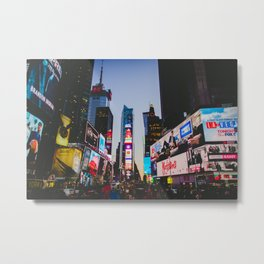 New York City 83 Metal Print