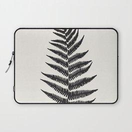 Minimal Fern Leaf Laptop Sleeve
