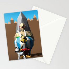 Defenders Stationery Cards