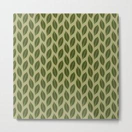 ever green foliage Metal Print