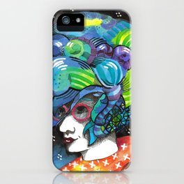 Francesca iPhone Case