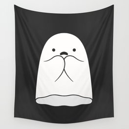 The Horror / Scared Ghost Wall Tapestry