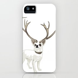 The Chihuahualope iPhone Case