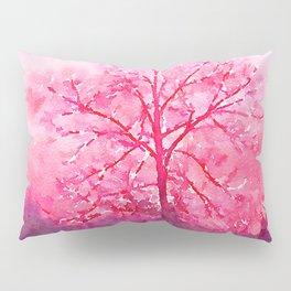 Winter Trees Pillow Sham
