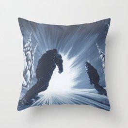 Friends I Throw Pillow