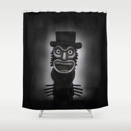 The Babadook Shower Curtain